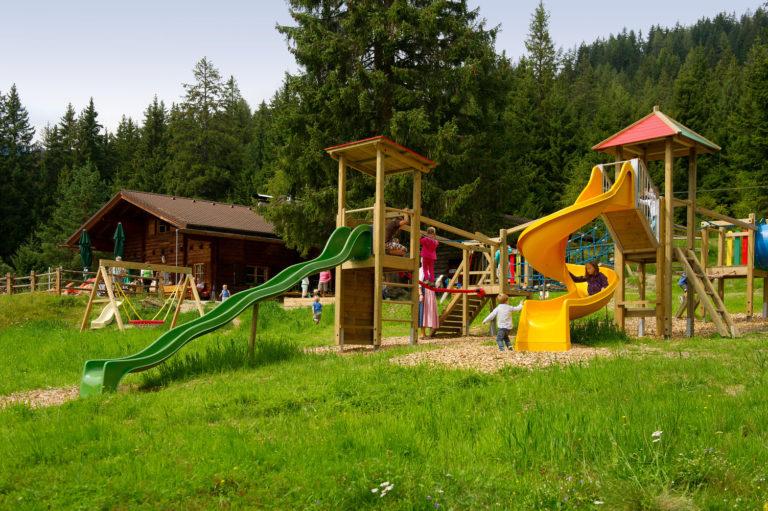Spielplatz Bürgerbergalm